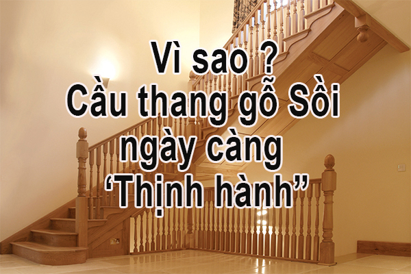 Cau Thang Go Soi Re Da Nang