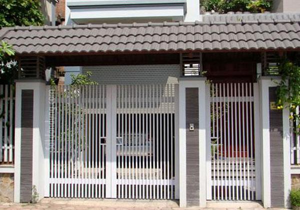 Cong Sat 3 Canh Dep Tai Da Nang